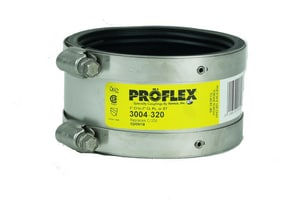 Fernco Proflex® Cast Iron Flexible Coupling F30040