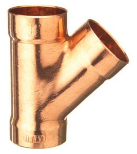 Copper Wye CDWVYJJH