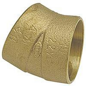 Nibco DWV Copper 22-1/2 Degree Elbow CCDWV2