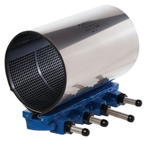 Powerseal Pipeline Products 3121 12 in. All Stainless Complete Circle Pipe Bolt Repair Clamp 13.70 - 14.10 in. P3121AS12E