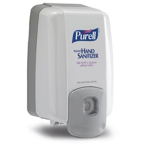 Gojo Purell® High Capacity Gel Hand Sanitizer Dispenser in Dove Grey G222008