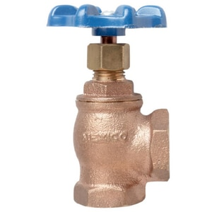 Nibco Bronze FIP Angle Supply Stop Valve N77
