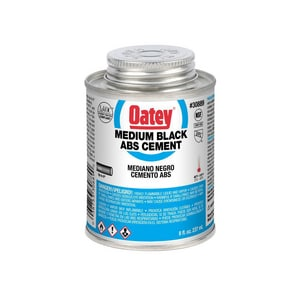 Oatey ABS Cement Black O30889