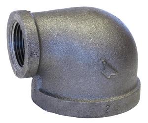 Threaded 150# Galvanized Malleable Iron 90 Degree Elbow G9