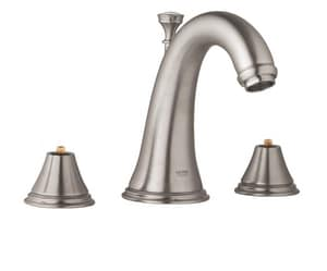 Geneva™ Widespread Lavatory Faucet with Double Lever Handle G20801