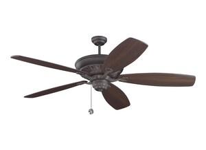 Monte Carlo Fan Company St Ives 5-Blade Ceiling Fan M5SI