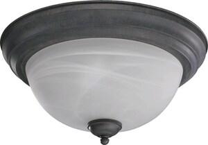 Quorum International 60W 2-Light Ceiling Light Q306611
