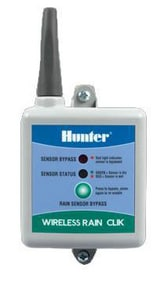 Hunter Industries 3 Amp Wireless Rain Clik Sensor HWRCLIK