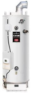 Bradford White 69-5/8 in. 199,000 BTU Direct Vent Commercial Gas Water Heater BPDV80S2003N