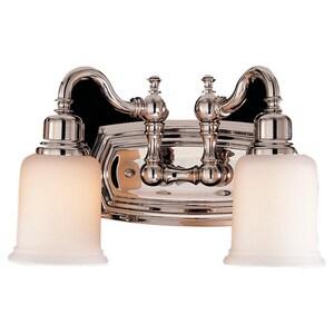 Murray Feiss Industries Canterbury 2-Bulb Vanity Strip Light MVS8002