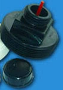 T-Plug 2 in. ABS T-Plug with Cap TTPA200C