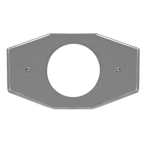 Jones Stephens Single Hole Stainless Steel Conversion COV Plate For Shower Faucet JT73815