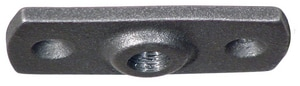 Anvil Threaded Rod Black Malleable Iron Ceiling Flange G128RC