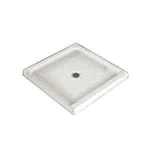 Fiat Products Monterey 30 in. Single Threshold Shower Floor with Center Drain F6030MFTR081