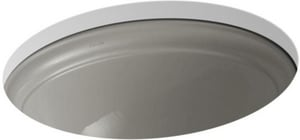 Kohler Devonshire® No-Hole Undermount Bathroom Sink K2336