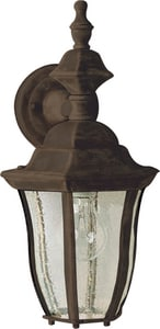 Maxim Lighting International Madrona 16 x 8 in. 100W 1-Light Outdoor Wall Lantern M1011
