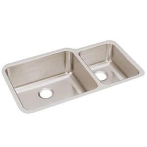 Elkay Harmony™ 2-Bowl Undermount Sink EELUH3520R