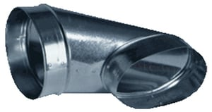 Northwest Metal Products Round-To-Oval End Boot N138036