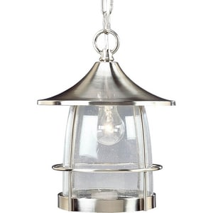 Progress Lighting Prairie 100W 1-Light Hanging Lantern PP5563