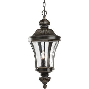 Progress Lighting Nottington 3-Light Outdoor Hanging Lantern PP5538
