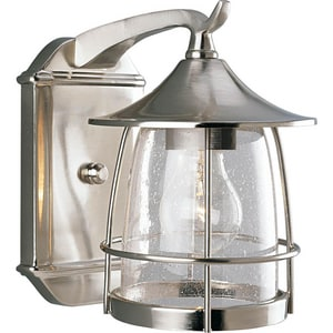 Progress Lighting Prairie 1 Light 100W Outdoor Wall Lantern PP5763