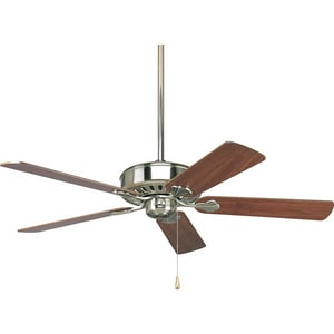 Progress Lighting 52 in. 5 Blade Fan PP2503