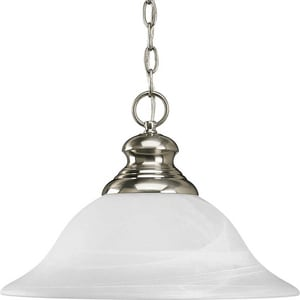 Progress Lighting Bedford 41-2/5 in. 150 W 1-Light Medium Pendant PP5090