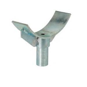 Cooper B-Line Galvanized Adjustable Pipe Saddle Support BB3095HDG