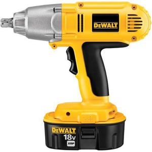 Dewalt 18V Heavy Duty Cordless Impact Wrench Kit DDW059K2