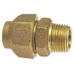 Elkhart Products Corporation Flared x Male Cast Copper Adapter CCFLMA