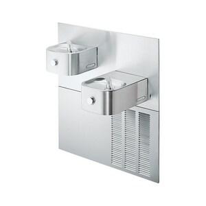 Elkay Soft Sides® 325 W 7.5 gph Dual Wall Mount Water Cooler Kit EERFPM28K