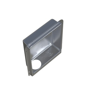 In-o-vate Technologies 3-1/2 in. Drop Down Dryer Box IDB3D