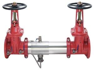 Watts Pressure Zone 957 Assyos&y W957OSYL