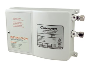 Chronomite Instant-Flow SR 208 V 8,320 W Instantaneous Water Heater CSR40208