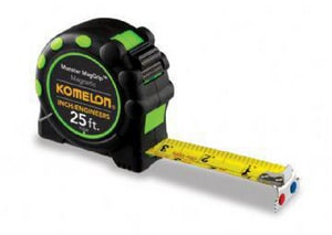 Komelon USA 1 in. Engineer Tape K7125IE