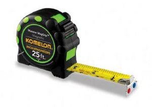 Komelon USA 1 in. Engineer Tape K7125IE