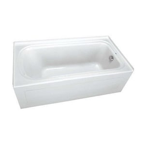 PROFLO 60 x 36 in. Alcove Bathtub with Left-Hand Drain PFS6036LSK