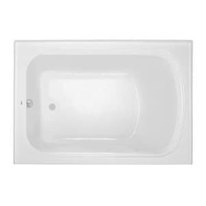 PROFLO® 60 x 42 in. Alcove Bathtub with Right-Hand Drain PFS6042RSK