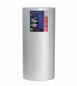 Reflectix 125 ft. x 48 in. Radiant Concrete Barrier Foil RDBWEF48125