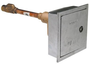 Zurn Industries Ecolotrol Wall Hydrant ZZ1320C