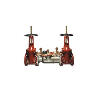 Ames Fire & Waterworks Series 3000SS Stainless Steel Flanged 175 psi Backflow Preventer A3000SSOSYGPM