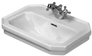 Duravit USA Single Hole Lavatory Sink D0785500000