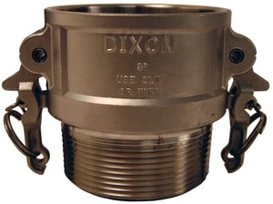 Dixon Valve & Coupling Male NPT Stainless Steel Boss Lock Coupling DRBBL
