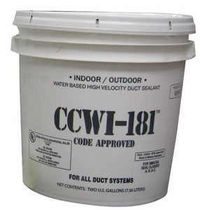 Hardcast CCWI-181™ Indoor/Outdoor Mastic in Gray HAR304147