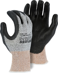 Majestic Glove Fiber and Plastic Cut Resistant Gloves M3437
