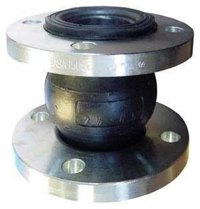FNW Flange Single Sphere Flexible Connector 6 in. Length FNW4S