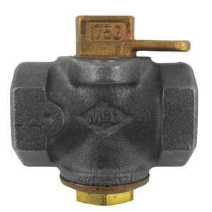 A.Y. McDonald 175# Gas Meter Valve with Lockwing ST M560B