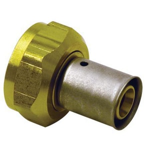 Uponor North America 1/2 in. Compression Fitting Assembly UD4020500