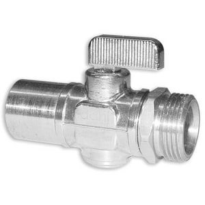 Uponor North America Threaded x Copper Adapter Ball Valve UA58