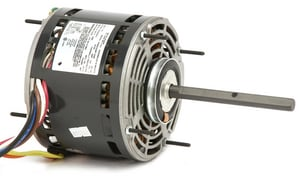 U.S. Electrical Motors Division 115V 1075 RPM 3-Speed Direct Drive Blower Motor USM8906